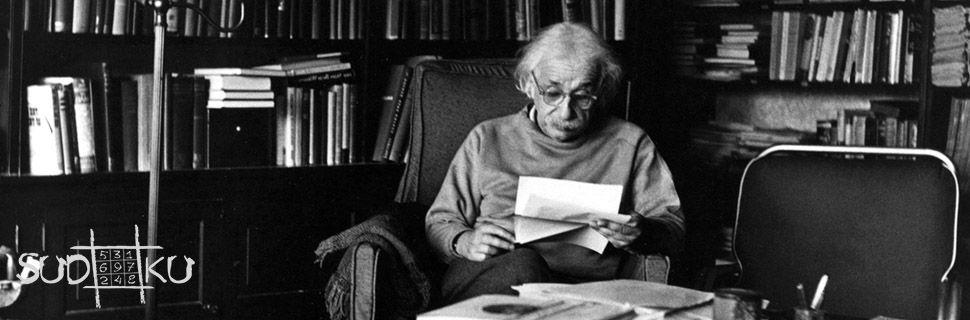 Задачата на Айнщайн – Отговор
