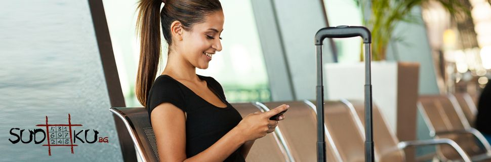 Защо судоку е страхотна пъзел игра за бизнес пътувания?